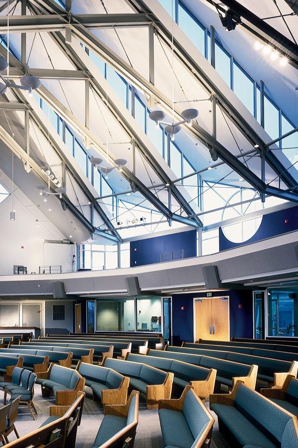 Irvine Presbyterian Church - Irvine, California