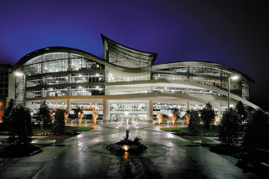 Show Place Convention Center - High Point, North Carolina