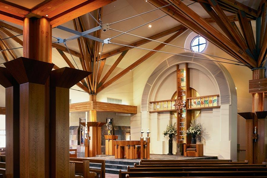 St. Elizabeth Seton Catholic Church - San Diego, California