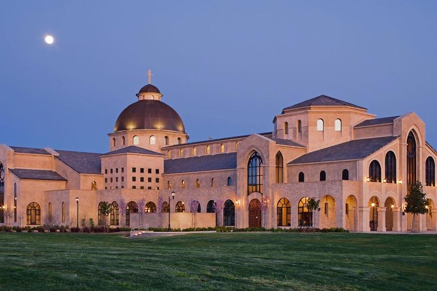 St. Stanislaus Catholic Church - Modesto, California