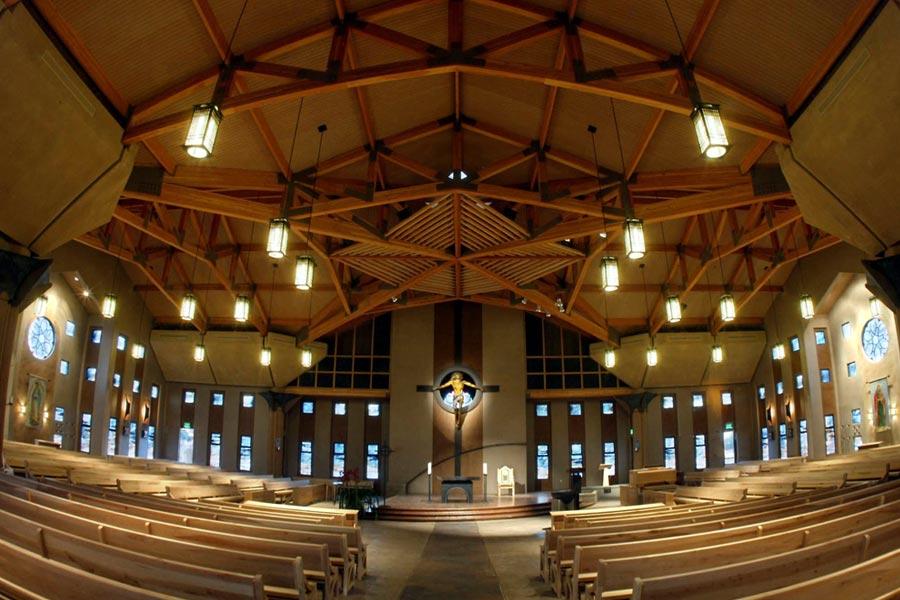St. Vincent de Paul Catholic Church - Huntington Beach, California