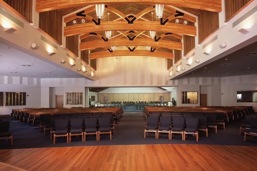 Temple Adat Shalom - Poway, California